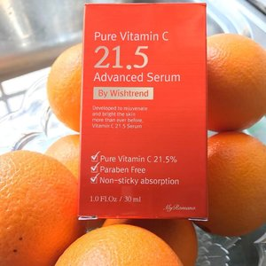@bywishtrend Pure Vitamin C21.5 Advanced Serum 30ml I'm a big fan of Vitamin C as I do see that using it regularly brightens up my dull complexion. This particular brand has been on my radar for a while since I saw it on social media last year. I'm grateful that @hermomy sent this to me to try as I've run out of  vitamin C. I've missed using Vitamin C in my skincare. But I've only used this for a few days so I will report back if this will replace my fav one. ♦️FIRST IMPRESSIONS♦️ (1) does not have a strong metallic scent (2) does not sting my face (3) does not feel sticky (4) once opened this has to be stored in the refrigerator • • • • I use Vitamin C twice a day and make sure I apply sun screen of spf50 everyday(even when I'm indoors, it is a habit) • • • • Here's my take on skincare: My skincare routine is simple compared to what I see everyone else doing(based on social media posts) I like to use products that are simple and easy to use.  If it is something that requires too much research, I can do without it. I def do not practice the time consuming 7-10 steps Korean skincare routine. Bravo if you do • • • • This retails for RM75.90 and is available via @hermomy  Unfortunately it is currently OOS but you can request to be notified once they restock • • • • #MyRomana #clozette
