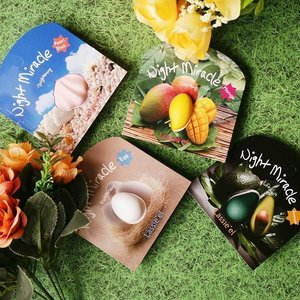 Omagawdd how cute are these Korean-brand Lassie'el Night Miracle mask packs? The packaging is literally 3D, shaped in the form of seashell (brightening), mango (soothing), egg (moisturising) and avocado (lifting)! Each pack retails for S$3.50 at selected Guardian outlets and lasts you 2 sessions 😁😁😁 these were just launched here a few days ago. Go get them before they sell out!  #beauty#makeup#sgbeauty #sgmakeup#instabeauty#instamakeup #beautygram#beautyblogger#makeupmess #bblogger#beautybloggers#igmakeup #trendmood #allthingsmakeup#sgig#sgigmakeup #clozette #igbeauty #makeupjunkie #sephorasg#lassieel#flatlay #mask #kbeauty