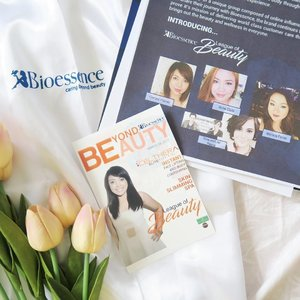 I feel so happy and honored to be one of the online influencers of #BioessenceLeagueOfBeauty together with these beautiful people @anneclutz @monikikay and the lovely couple @oeuvretrends ❤ Thank you to everyone who attended the successful launch yesterday including the newest #BioessenceCelthera Elite (face and body) for proven safe, effective, and instant contouring.  For more details follow @bioessence_ph ❤😘 #clozette