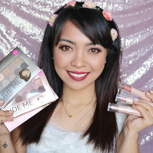 Have you guys seen my latest video? I swatched @cathydollphils Nude Me Liquid Lip Matte lippies and they are all gorgeous and long lasting! I also featured their new products!!! WAIT THERE'S MORE!!! ... Get a chance to win 45,000 peso and a TRIP TO THAILAND to represent the Philippines! Details about the Asia's Beauty Blogger Contest 2017 is on the video! Link on my bio 👆🏻 ... Sasali ako guys! Tara! 😍 I also have vlogs about my Thailand Trip just a few months ago to encourage you more to join! I'll do my best makabalik lang ng Thailand! 😊  #clozette #ABBC2017 #cathydollph #shesingsbeauty #GenzelTV ... Samantha Mink @lashlabmanila  Necklace @kimscollections2015.ph