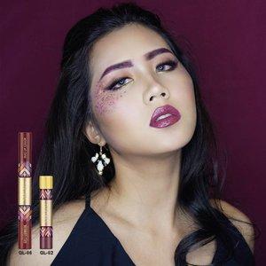 [GIVEAWAY ALERT] Mau produk Sariayu senilai 1.5 JUTA?  Here's what you need to do : 1. Buat video tutorial RECREATE this look, menggunakan minimal 1 produk Sariayu Tren Gili Lombok. 💗Liquid lipstick GL06 yang matte untuk alis, eyeliner, lipstick (+glossy nya juga), dan untuk splatter di sisi kanan mata (apply pakai spoolie brush) 💗Liquid eyeshadow GL02 : apply warna kuning di inner corner dan untuk splatter di sisi kanan mata juga, + warna ungu gelap di outer corner 2. Follow + mention aku dan @sariayu_mt 3. Beri hashtag #SariayuLiquidBeauty di postingan kalian 4. Jangan private Instagram kamu selama periode challenge . . Aku tunggu sampai tanggal 2 Juli 2017 yaah💗 10 orang pemenang dengan tutorial terbaik masing2 akan mendapatkan produk Sariayu senilai 1.5 JUTA rupiah dan diumumkan di komentar image activity Sariayu . . Kalian bisa cek shade dan beli produknya di www.marthatilaarshop.com atau @marthatilaarshop  GOODLUCK LOVES💖💖💖 . #Sariayu #AkuCantikIndonesia #BanggaCantiknyaIndonesia #TrenWarnaGiliLombok #LiquidBeauty #BeWonderfulMovement #WonderfulIndonesia #indobeautygram #ivgbeauty #beautynesiamember #beautyenthusiast #beautyblogger #beautyvlogger #beautyinfluencer #beautyinfluencers #wakeupandmakeup #undiscovered_muas #clozette #clozetteid #eotd #motd #giveaway #makeupchallenge