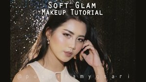 """[NEW VIDEO ALERT] Easy Soft Glam Makeup Tutorial Using One Brand : NYX Cosmetics @nyxcosmetics @nyxcosmetics_indonesia  CLICK THE LINK IN MY BIO!! . . PRODUCTS USED 💕FACE ➡NYX Angel Veil Skin Perfecting Primer ➡NYX Total Control Drop Foundation no.9 ➡NYX Powder Foundation no.5 ➡NYX SMLC """"Milan"""" ➡NYX Liquid Highlighter """"Crystal Glare"""" ➡NYX Highlight and Contour Pro Palette ➡NYX Genius Strobe . 💕EYES ➡NYX Eyebrow Cake Powder """"Dark Brown"""" ➡NYX Perfect Filter ➡NYX Wanderlust """"Los Angeles"""" ➡NYX Retractable Eyeliner """"Black"""" . 💕LIPS NYX Lipstick Suede """"Soft Spoken"""" . 👀eyelashes from @ughlalash """"Eloise""""  Song : Jeff Kaale - For Love (No Copyright Vlog Music) - from YouTube . . @indobeautygram @indovidgram @beautynesiamember @featuremuas @wakeupandmakeup @undiscovered_muas #nyxcosmetics #nyxcosmeticsid #nyxcosmeticsindonesia #ivgbeauty #beautyjunkie #beautyjunkies #indobeautygram #indovidgram #selfmakeup #beautyenthusiast #makeup #beautyblogger #makeupaddict  #beautynesiamember #makeupjunkie #makeupjunkies #beautyvlogger #beautybloggerindonesia #wakeupandmakeup #undiscovered_muas #featuremuas #clozette #clozetteid"""