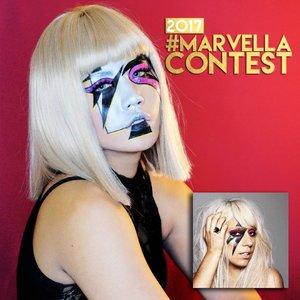 "Lady Gaga inspired makeup, with a lot of twist obviously😂😂🤣 thank you so much ci rene @renetjandra for letting me borrow your wig😭😭😭 couldn't have done it without you. AKU LG RENDER ULANG KARNA VIDEONYA KENA COPYRIGHT OMG SO PANIC I WILL UPLOAD SOON. MESTI EDIT LG COCOKIN GERAKAN CENTIL W SM LAGU BARU PE ER BGT YAWLA. WISH ME LUCK. . @nyxcosmetics_indonesia @nyxcosmetics NYX products used : 💖 Two Timer ""Jet Black"" 💖 Jumbo Eye Pencil ""Black Bean"" 💖 Wonder Pencil ""Light"" 💖 Total Control Drop Foundation ""Medium Olive"" 💖 Powder Foundation ""Soft Beige"" 💖 Eye Base ""Pearl"" 💖 Ombre Blush ""Code Breaker"" . 📸SONY A6000 . #NYXCosmeticsXMarvella #ibvxmarvella #marvellacontest2017 #ivgbeauty #indobeautygram #beautynesiamember #clozette #clozetteid #nyxcosmetics #nyxcosmeticsid #beautyjunkie #beautyjunkies #ladygaga #instamakeupartist #makeupporn #makeuppower #beautyaddict #fotd #motd #eotd #makeuptutorial #beautyenthusiast  #makeupjunkie #makeupjunkies #beautyvlogger #wakeupandmakeup #hudabeauty #featuremuas #undiscovered_muas"