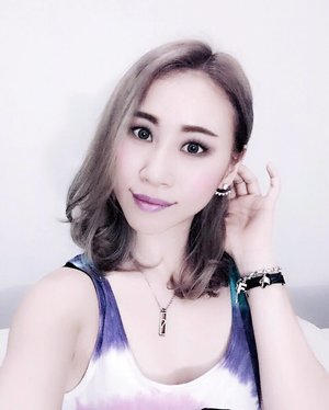 Bye old hair and Hello new hair 💁🏼...#ladies_journal #hair #style #clozette #clozetteid #selfie #hairstyle #summer #newlook #fotd #instamood #instacool #instamakeup #instastyle #lotd #asian #asiangirl #indonesian