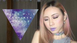 INSTAGRAM / TUMBLR [ BADDIE ] Inspired Makeup || LADIES JOURNAL - YouTube