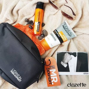 Here's a great skin booster for days that leave our men feeling tired and dull. #Clozette #ClozetteSHOTS #lorealmenexpert