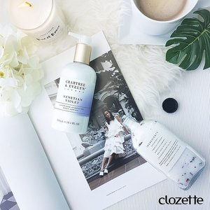 Good morning, loves! Getting ready for exciting weekend activities? Before everything else, don't forget to moisturise - it's just as important as having your morning coffee.  Want to be a Clozetter? Join our community today at www.clozette.co for more tips on beauty and fashion! #Clozette #ClozetteSHOTS