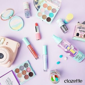 If you love your pastels as much as we do, you can now channel your inner unicorn with these gorgeous makeup from @etudehousesingapore's Wonder Fun Park Collection! #Clozette #ClozetteSHOTS #etudehousesg #lifeissweet