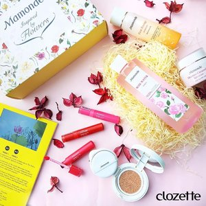 YES - floral-inspired South Korean beauty brand @MamondeSingapore is now in Singapore! It's currently retailing at @Lazada_SG but stay tuned for their beauty counter this June at @TangsSG Vivocity. Ps: love the lip colours Park Shin Hye wore in South Korean drama serial Doctors? Spot all three of them in this flatlay! #Clozette #ClozetteSHOTS #MamondeSG