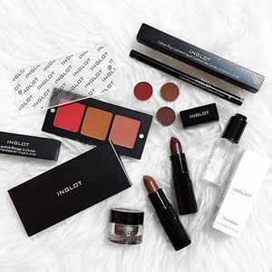 @inglotsingapore What A Spice Collection is the perfect blend for fall. Available now @ Jem Robinsons Level 1. Stay tuned to a full review with swatches on the blog. #clozette