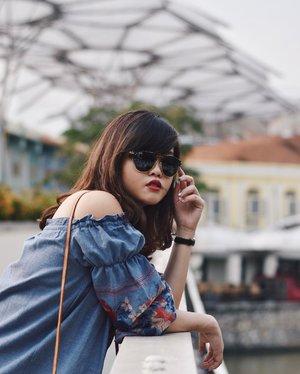 I think I finally found the perfect pair of shades for me hehe 😎 @eggopticalsg #eggopticalsg #eggoptical #clozette (📸: @ritzyritzrit)