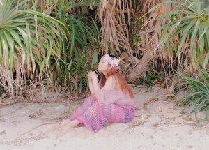 Missing the Island life. 🏝🏖🌴 #clozette #clozetteambassador #patrishwears #teamshirubi #ootd #ootdph