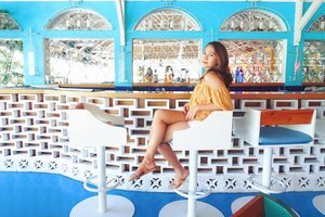 Seminyak's IG heaven - @motelmexicolabali 😄 #laineetravels #laineeinBali #clozette