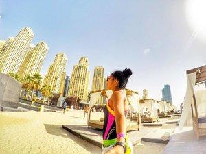 In between 🏠🏖Watch my Travel Vlogs on Youtube: TAUYANM 🎥 Blog link on my bio. #dubai #dubaiblogger #uae #uaebloggers #malaysia #philippines #gopro #gopromy #goproph #goprome #yallagopro #filipino #solotravel #travel #travelphotography #travelpic #visitdubai #travelblogger #liketkit #beautiful #tagsforlikes #clozette #likesforlikes #f4f #beach #instagood #travels #goprohero4 #jumeirah #marina