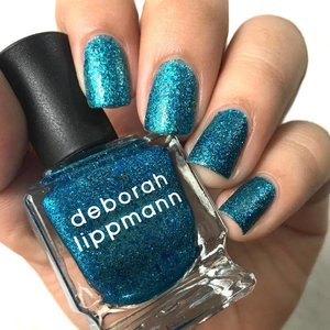 My nailpolish for today! ❤️read my review on my blog: helloyvette.com @deborahlippmann #clozette