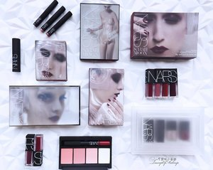 I've become more obsessed with the François Nars and fashion photographer Sarah Moon Collaboration for Holiday Collection '16. I've even added a new addition! Can you spot it? These make great collectible Christmas Gifts and I highly recommend you get to a @meccacosmetica or @meccamaxima store or shop onine 24 hours at http://mecca.com.au/ FAST! My MEGA MECCA Gift Guide is coming ASAP! 从NARS 和着名的时尚摄影师 Sarah Moon 的合作。你必须得到这些迷人的化妆产品。它们每一个每一个都是艺术品。这些都是可收集的项目,所以如果你想要它们,你必须快速购买它们在 Mecca 商店或在它们的网站上。 From the collection: Give In Take Dual-Intensity Eye & Cheek Palette RRPA$100 Shadow Side Eye Set RRPA$57 Recurring Dare Cheek & Lip Palette RRPA$85 *Thousand Worlds Lip & Nail Set RRPA$70 *Get Real Lip & Eye Set RRPA$70 *Mind Game Velvet Lip Glide Set RRPA$66 *Gifted Thank you/谢谢 @meccacosmetica @meccamaxima . . . . . . . . #makeup #化妆品 #美容产品 #photographer #MeccaBeautyJunkie #爱 #美丽 #luxury #bbloggerau #flatlay #instabeauty #mua #girl #love #sarahmoonphotography #lipsticks #clozette #prettylittlethings #narsassist #nars #nailpolish #narssarahmoon #productphotography #博主 #可愛い #化粧品