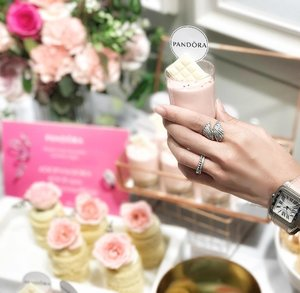 A delightful evening spent unleashing my creativity with a full collection of luxuriously hand-finished rings with @theofficialpandora . From now till 11th June, PANDORA offers buy 2 get 1 free for their whole range of ring collection. Be sure to check out this amazing promotion in conjunction with GSS.  #DOPANDORA #DOsStackYourRings #DOEnjoy #clozette #LecinlurvexPandora