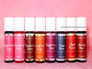 REVIEW: @tropicana.ph lip and cheek tints! Swatches are also in my blog  http://karenlizescobar.blogspot.com/2017/06/review-tropicana-lip-and-cheek-tints.html  #clozette #tropicanaph #lipandcheektint