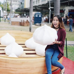 Will be munching on this huge xiao long bao! Just kidding 👅  #vscophilippines #clozette #xiaolongbao #thelostkidsph #sonyforher #sonypinas