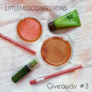 It's time for another giveaway! This time you stand to win along with your best friend! In Giveaway #3, I'll be giving away a limited edition collection from Catrice Cosmetics along with some skincare from Innisfree. I'll leave it up to the both of you on how you would like to split the loot!  Items to be won: 1. Limited edition Catrice  Denim Divine blush in Stoned Blushed 2.Limited edition Catrice Denim Divine Bronzer in Hot Tants 3. 2 × lip liners in That's what Rose Wood Do! (My favourite dupe for the KYLIE cosmetics liner) 4. Innisfree Green Tea skincare  To win this set, you'll have to do the following . .  1: Be following @littlemissconfessions 😂 2. Share in the comments section, your FAVOURITE Emoji and tag one beastie to join the fun and follow our #littlemissconfessions family. (Bonus points for encouraging them to follow) 3. Each individual is only allowed one entry (so that everyone has a fair chance ❤) . . Giveaway #3 closes on Wednesday 6 pm and winners will be announced then. This giveaway is open to Singapore residents only. Good luck ❤ . .  #clozette #sgig #makeupaddict #makeupslaves #slave2beauty #makeupmess #makeupjunkie #beauty #instabeauty #makeupfanatic1 #beautyblogger #bbloggers #hudabeauty #sgmakeup #makeupblogger #sgbeauty #sgigbeauty #sgmua #wakeupandmakeup #beatthatface #jj_forum #instamakeup #beautytalk #beautyful #singapore #sggiveaway #giveaway