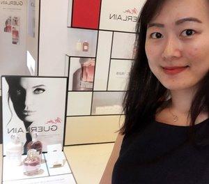 Mon Guerlain 💕 @Guerlainsg @metroSingapore #Guerlainsg #MonGuerlain #Metrosingapore @qiyunz