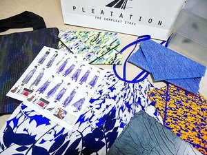 @Pleatation embodies a style that transcends fashion, the home and everyday living. I'm amazed at how I can find all kinds of pleats and pleated products on their website, and how each product can be constructed and reconstructed to suit every occasion! Will be wearing one of their best sellers for my upcoming event, can't wait! 😍 #Pleatation #clozette #pleats #styling #styleblogger #flatlay #fashion #clutch #fashionpost