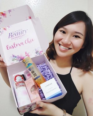 Stand a chance to WIN one of these four Eastern Chic Beauty Boxes (worth $150) when you use the promo code [BEAUTYxYVH] when you shop at Shopee Beauty Bonanza!  This Beauty Bonanza by #shopee has gathered a wide array of makeup, skincare, fragrance, hair care products and supplements from brands all over the world. Enjoy daily themed sales and a bounty of giveaways that will be running from now till 31 May 2017.  The promo code above will entitle you to $7 OFF sitewide, with a min spending of $15.  Get shopping with #shopeesg on their app or website today! 💄 Check out my blog for more promo codes for #laneige #hadalabo #bioessence #evita #canmake and many more (link in bio) . . . . .  #tonymoly #cosrx #clozette #clozettedaily #chictopia #beauty #sgbeautyblogger #beautyblogger #beautyblog #bbloggers #sgblogger #makeuptalk #beautychat #cosmetics #makeupjunkie #makeupchat #beautyjunkie #motd #bblogger #sgbeauty #igsgbeauty #beautydiaries #beautytalk
