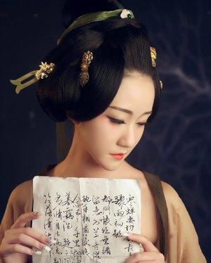 穿越了唐朝~ Traveling back in time to the Tang Dynasty~  #clozette