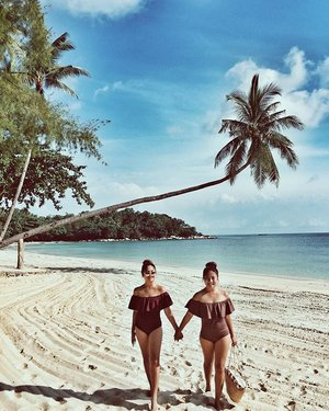 Staycation at the oh so beautiful #BintanIndonesia 🌴#clozette