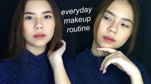 Everyday Makeup Tutorial!   Leslie Castillo