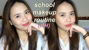School Makeup Tutorial   Leslie Castillo