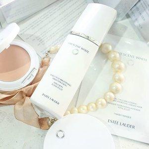 #YeenBeaute #CrescentWhite  On blog soon: Adding on some new products to expand Estée Lauder's Crescent White Brightening Series! #EsteeLauderMalaysia #EsteeLauder #Instagram #Clozette #Blog #Blogger #BBlogger
