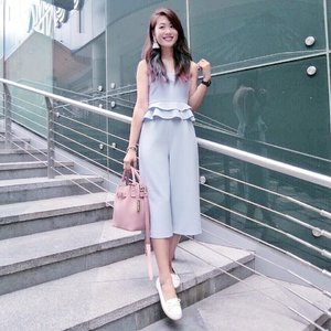 It's a pastel kinda day. 📷: @casiosg @exilimsg #TR80 - - - #clozette #ootd #lovebonito #romper #playsuit #pastel #pasteloutfit #mizzue #mizzuesg #stylexstyle #fashiondiaries #fashion #outfitoftheday #outfit #ootdasia #ootdsg #ootd #lotd #lookoftheday #wiwt #wiwtsg #whatiwore #whatiworetoday #stylediaries #fashiondiaries
