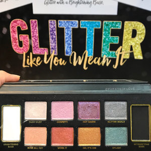 Glitter Goals! ✨ All the right sparkles for your eyes! @TooFaced Glitter Eyeshadow Palette launching September in @sephorasg 🌈 Swipe for swatches! - - #clozette #SephoraSGPressDay #ParadeofSwatches #SephoraPressDay2017 #AllTheRightLights #TooFaced #TooFacedSG #glittereyeshadowpalette #glitter #glitterbomb #makeupjunkie #makeupoftheday #motd #makeuppalette #makeup
