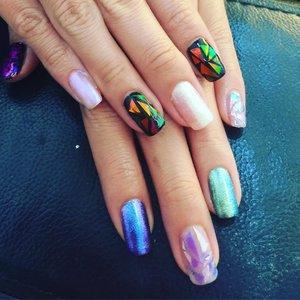 My Nails done at #beautyrecipe  #nails #nail #nailart #gelnails #gel #sgnails #sgnail #sgnailpromote #sgnailartpromote #sgnailart #sgnailsalon #sgnailservice #sgnailshop #nailartdesign #beauty #nailartsg #nailssg #nailsg #nailshopsg #singaporenails #singaporelife #singaporean #singaporestyle #singapore #clozette #sgbeauty