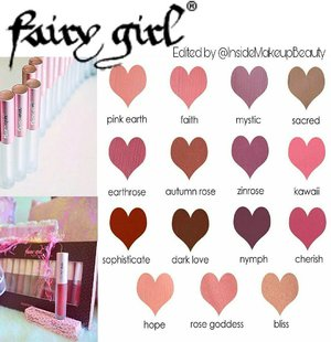 Coming out really soon!!!! by  @FairyGirl  @FairyGirl  @FairyGirl  TOP: 12 Shades are transfer proof Flat Matte Finish  BOTTOM: 3 dries down in to a transfer proof slight metallic finish👄💋👄💋👄😘😙😘😘😙 ✔ #Crueltyfree ✔ #Vegan  Luxury 💘💘💘💘💘💘💘💘💘💘💘💘💘💘💘💘💘💘💘💘💘 For Updates follow @FairyGirl 😘😙😘 #FairyGirl #clozette #clozetteid #makeupporn #swatches #dupethat #milkamireille #hudabeauty #slave2beauty #_girly_stuff__ #bloggerstyle #trendmood #trend