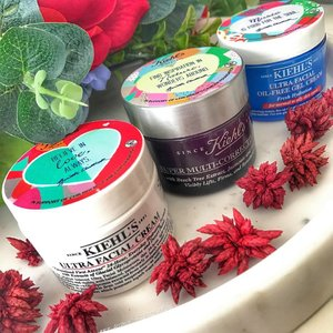 2017 shall be a year of hope & let's begin with #KiehlsSg...🔴They started the new year with a charity collaboration of the slogan 'NEW YEAR, NEW SKIN, NEW YOU,' with Ginette Chittick (Educator, Designer & Co-owner of FruFru & Tigerlily, Artist of Astreal band, DJ & Tapestry Weaver) for Singapore Children's Cancer Foundation...♦️Each of these moisturising creams are uniquely designed with inspirational quotes. Brightens my day just looking at them.. 🔹For every sale of this LE designed cream, SGD$2 will be donated to support CCF.. ♥️What makes me so happy is knowing how #Kiehls is so active in charitable initiatives.. & to kick start my new year resolution of getting more involved with charity, I'll be giving my support to CCF!♥️ #clozette