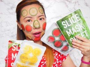 Beauty routine should be as fun as the @kocostar Slice Mask Sheet 💆🏼 . . . . . . #kocostar #sephoramy #sephoramalaysia #mysephorahaul #koreanskincare #koreansheetmask #streetlovebeautyblog #bbloggers #sgigbeauty #instabeauty #beautyaddict #skincarereview #skincareblog #skincareroutine #iloveskincare #365inskincare #skincarecommunity #instaskincare #clozette #sheetmask #koreanmask