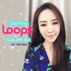 [Exciting News]  Loops is now my 'live' platform where I chat and interact with friends, fans, followers and anyone real time as long as you download loops app and follow me on there!  You can even buy me virtual gifts... so fun! 😉  On 6 Jul (which is tmr), 8-9pm on Loops app, I have a scheduled 'live' broadcast where I will share more about my recent double eyelid surgery with fat grafting, how I felt before and after surgery, what I took to recover fast and other beauty procedures which I am familiar with and answer questions that you may have. 😉  If you want to learn how about me, download loops app now and interact with me real time! 😂 . . . . . . @loopslivesg  #LoopsLiveSG #BeDiscovered . . . . #imageconsultant #instasg #potd #igers #singapore #fashion #lifestyleblogger #clozette #starclozetter #sgblogger #fashionblogger #beautyblogger #lifestyle #picoftheday #sg #stylexstyle #travelblogger #iamtb #fashionstylist #media