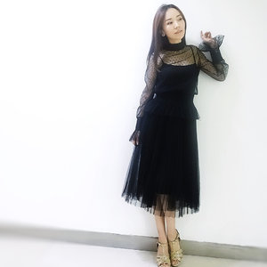 [Ootd/Fashion Review]  Trying a different style with this @joopboutique peekaboo black top and tulle skirt for that romantic cool look. 😉 The top will be launched together with other new collections this coming Monday... look out for it 👌  Quote <ELAINE> to enjoy $10 off the bill with min. $60 purchase at www.jovet.com.sg till 31st July 2017. . . . . . . . . . . . #ootd #wiwt #ootdcampaign #ootdsg #instastyle #joopboutique . . . #imageconsultant #instasg #potd #igers #singapore #fashion #lifestyleblogger #clozette #starclozetter #sgblogger #fashionblogger #beautyblogger #lifestyle #picoftheday #sg #stylexstyle #travelblogger #fashionstylist