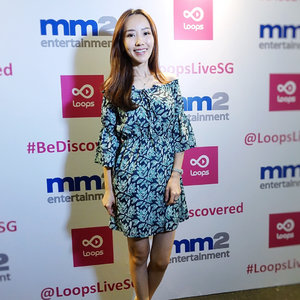 [Media Invite/Entertainment Review]  Thanks @loopslivesg for inviting me to be one of your broadcasters and to the launch of #LoopsLiveSG! 🙏🙏 If you want to learn how about me, download loops app now and interact with me real time! My Loops ID number is 1487662. 😊 . . . . . #BeDiscovered #Live . . .  #imageconsultant #instasg #potd #igers #singapore #fashion #lifestyleblogger #clozette #starclozetter #sgblogger #fashionblogger #beautyblogger #lifestyle #picoftheday #sg #stylexstyle #travelblogger #iamtb #fashionstylist