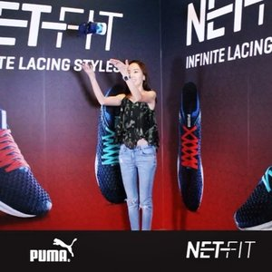 [Media Launch/Fashion & Sports Review]  Thanks #PumaSG and @saffron.comm for the kind invite to Puma Ignite NETFIT media launch! 🙏  I got to know more about NETFIT, a unique customizable lacing system that offers infinite performance and style options in one shoe.  It is debuting across many of PUMA top footwear silhouettes including IGNITE NETFIT and TSUGI NETFIT. 😊💪 . . . . . .  #pumasg #lacedup #sports #sportshoes #runningshoes #puma #athelete #pumanetfit . . .  #imageconsultant #instasg #potd #igers #singapore #fashion #lifestyleblogger #clozette #starclozetter #sgblogger #fashionblogger #beautyblogger #lifestyle #picoftheday #sg #stylexstyle #travelblogger #iamtb #fashionstylist