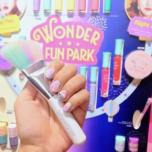 Hop over to Wisma Atria L2 (open area) to check out the @etudehousesingapore popup store, featuring the latest #WonderFunPark collection! Whimsical, fun & sweet beauty event you must not missed! 👉🏼View my #Instories now for a glimpse of the fun! 🌈🦄 - 💅🏻Pastels Mermaid nails by @nibi0310 from Etude House Vivo City. Affordable nail art from SGD50 only! Gel/acrylic extensions available now.💖 - Thank you @etudehousesingapore for pampering this dreamy Pisces♓️ birthday girl (me!) with this set of equally-dreamy & stunning nail art and the gorgeous Wonder Fun Park beauty collection! 🎠🎂 #clozette #makeup #etudehousesg #etudehousesingapore #happybirthdaytome #piscesseason