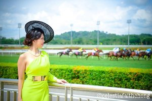 Read about my experience on the 22nd edition of the Emirates Singapore Derby on  Sunday 9th July 2017,one of the most prestigious and anticipated events on the local racing calendar with the thoroughbreds vying for the $1.15 million prize money.  Thank you Singapore Turf Club for your invitation!  http://msbabelovebebes.blogspot.sg/2017/07/emirates-singapore-derby-2017-singapore.html  Special thanks to: Hydra Facial & Slimming: Face, Body & Skin Aesthetics Medical Centre Makeup/Hairstyling: Esta Hsu Bling Nails: Dear Princess Beauty Salon Tokyo Eyebrow embroidery/Hair Removal: Beauty Recipe Aesthetics - Semi Permanent Makeup, Lashes, Training Phyto Hair Products : Beauty By Nature @ Vivocity Lierac Premium Skincare: Beauty By Nature Serums : V10plus Lash : Lash Regrowth Hair Salon: Charles D. Tan Headlines Hairdressing Image Styling: Ministry of Image Consultancy Photography: Macrostudios  #EmiratesSGDerby #SGTurfClub #luxury #fascinators #glam  #influencer #celestiafaithchong #msbabelovebebes #fashionista #imagecoach #clozette #starclozetter #FBSambassador #facebodyskin #youngshineclinic #acmeclinic #acmesculpture #v10plus #headlineshairdressing #beautybynature #phyto #lashregrowth #lierac