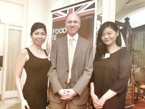 Thank you Irene Ho and  UK Department for International Trade for your kind invitation.  Here with H.E. Scott Wightman, British High Commissioner to Singapore and Irene Ho from The Luxury Network.  Lovely evening of fine food and wines from UK!  #luxury #theluxurynetwork #british #influencer #celestiafaithchong #msbabelovebebes #fashionista #imagecoach #clozette #starclozetter #FBSambassador #facebodyskin #youngshineclinic #acmeclinic #acmesculpture #v10plus #headlineshairdressing #beautybynature #phyto #lashregrowth #lieracparis
