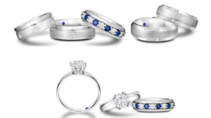 Goldheart's Le Pure Platinum Collection: A Perfect Marriage of Romantic Traditions and Modernity