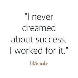 """I never dreamed about success. I worked for it."" #annefermano #igers #women #igdaily #love #clean #minimalist #minimalistph #vscocam #vsco #vscoph #instadaily #instagram #instapic #blog #blogph #bloggerph #beautyblogger #instapicoftheday #2017 #camera #fujifilmph #fujifilm #Clozette #quotes"