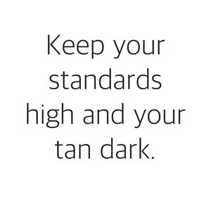 """Keep your standards high and your tan dark."" What a beautiful weekend! Ready to get back on track. I just got the best news ever 😊😊😊 will blog about it soon! #annefermano #igers #women #igdaily #love #clean #minimalistph #vscocam #vsco #vscoph #instadaily #instagram #instapic #blog #blogph #bloggerph #beautyblogger #instapicoftheday #fujifilmph #fujifilm #Clozette #f4f #l4l"