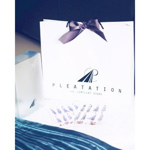 Find out what @pleatation and I have been up to on the blog! 👗 P.S. There's a giveaway at the end of the post! Good luck! ✨ #clozette #clozetteambassador #pleatation #giveaway #giveawaysingapore #giveawaysg