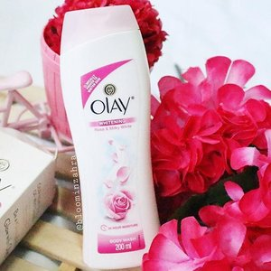 Been using the @olayphilippines Whitening Body Wash lately and I love how it moisturized and gave that rosy glow on my skin. 💕 I love how it moisturizes my skin without the need to apply my everyday lotion. 😄💓 Full thoughts on the blog 🌚🌝 (www.bloominzahra.com) #GlowWithOlay #GetGlowing #GlowingBella #clozette #bloominzahra . . . . #beauty #skincare #blogger #bloggers #igdaily #instagramers #bblogger #bbloggers #fblogger #fbloggers #blog #lifestyle #bodywash #beautyblogger #lifestyleblogger #instabeauty #instablog #favorite #rose